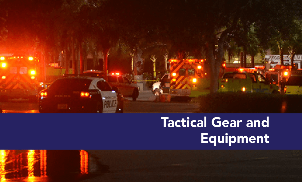 Tactical Gear and Equipment